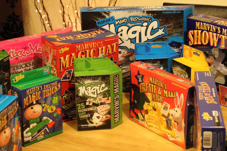 Magic Sets for Kids 2013