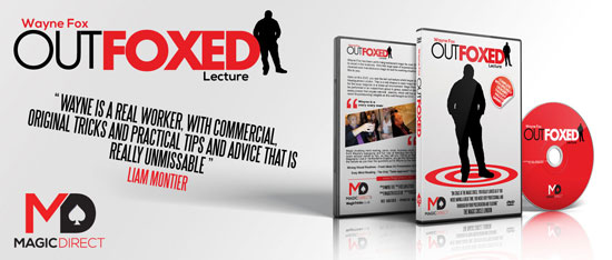 OutFoxed Lecture DVD Wayne Fox
