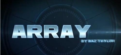 Array by Baz Taylor