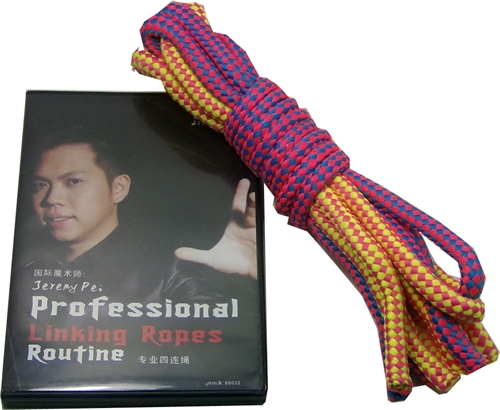 Professional Linking Ropes Routine – Jeremy Pei – Review ...